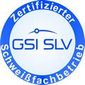 Gütesiegel GSI SLV Schweißfachbetrieb